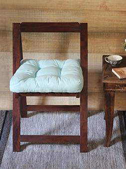 square chair pad seat