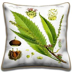 Sweet Chestnut - Botanical Pillows Collection