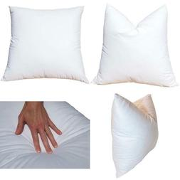 synthetic down pillow insert for sham aka