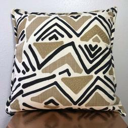 Threshold For Target Tribal Throw Pillow NWT retail Price $1