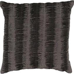 TextureB 18 in. x 18 in. Decorative Down Pillow