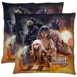 """The Dark Crystal """"Painted Poster"""" Double Sided Throw or Body"""