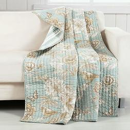 Greenland Home Fashions Jewel Throw Blanket