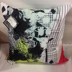 Deny Designs Throw Pillow, 26-Inch by 26-Inch