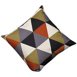 Woaills Throw Pillow Cases, New Geometric Square Pillowcase