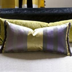 Designers Guild Throw Pillow Cover and Insert, Trevelyan