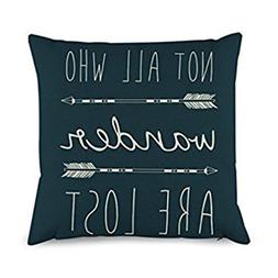 Onker Throw Pillow Cover, Cotton Linen Square Decorative Thr