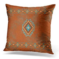 Throw Pillow Cover Western Southwest Canyons Desert Copper T