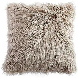 Ojia Throw Pillow Covers Deluxe Home Decorative Super Soft P