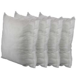 throw pillow inserts 20 x 20 set