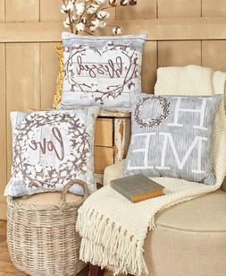 Throw Pillows for Couch Sofa Soft Living Room Bedroom Decor