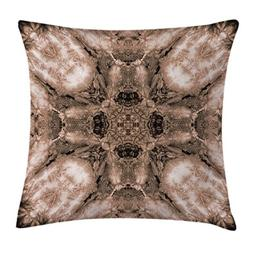 Tie Dye Decor Throw Pillow Cushion Cover by Ambesonne, Tie D