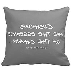 Tv Show Friends introduce pillow Case 18x18 inches Squares C