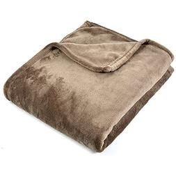 Ultraplush Reversible Flannel Throw Blanket - The Most Comfo