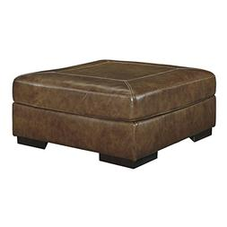 "Ashley Vincenzo 3040108 40"" Oversized Accent Ottoman with Ju"
