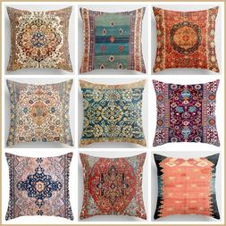 vintage pillow cover turkish tapestry decorative home