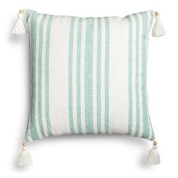 Threshold Woven Stripe Throw Pillow