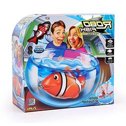Zuru Robo Fish with Bowl  Pack of 2